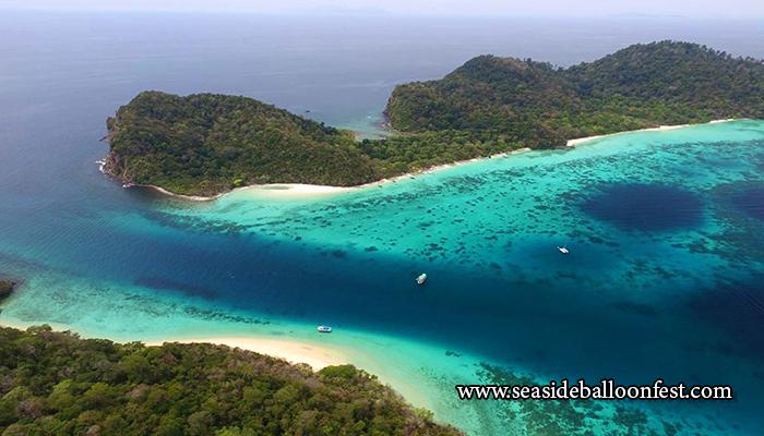 เกาะรอกนอก เกาะรอกใน หมู่เกาะลันตา จังหวัดกระบี่